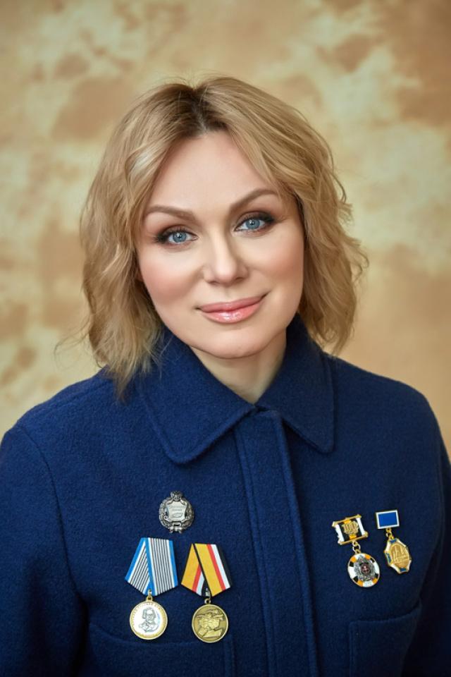 Наталия Москвина