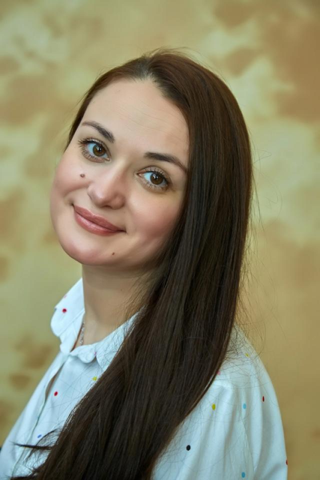 Гасилина Анна Олеговна