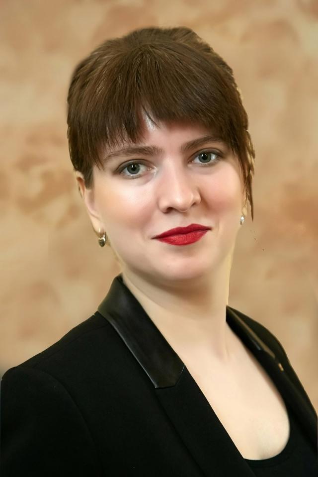 Новожилова Юлия Александровна