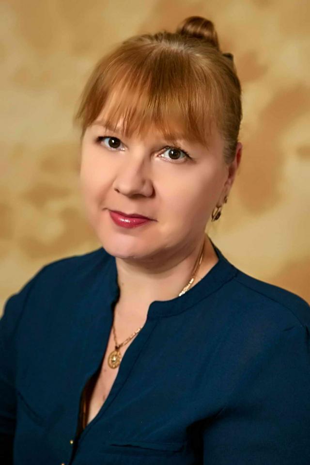 Гурьянова Елена Константиновна