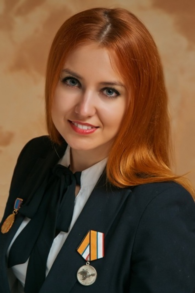 Помещенко Наталия Евгеньевна